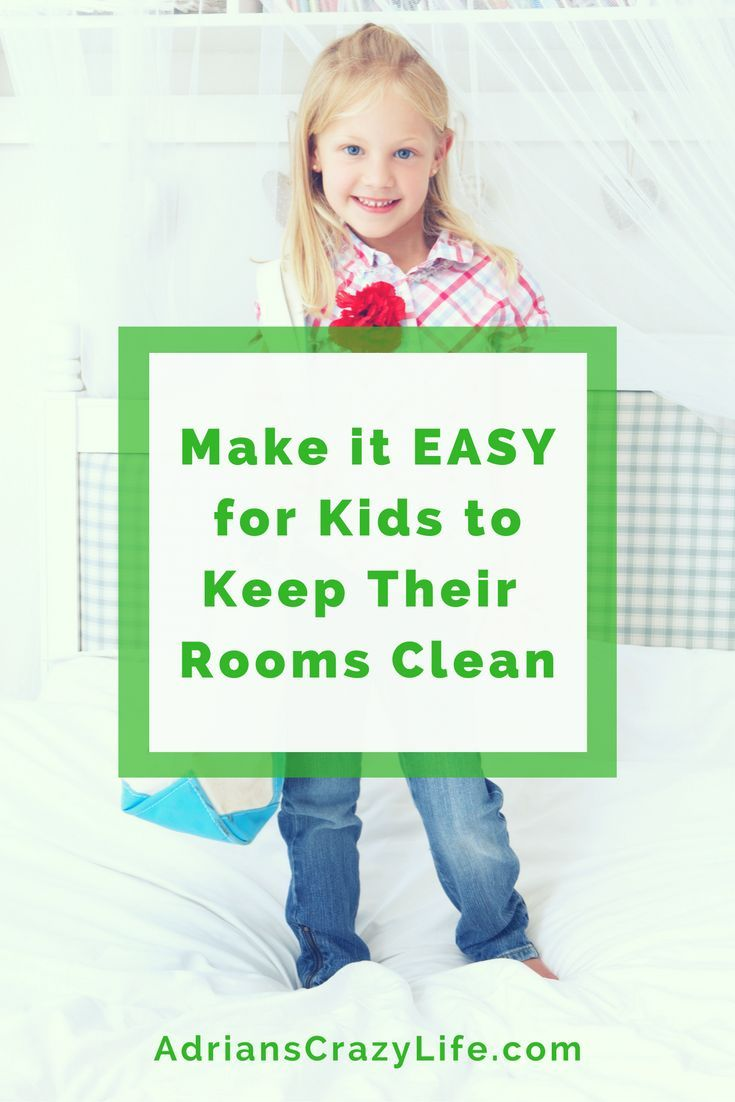 One of the biggest family conflicts is how to teach kids to clean up. What if there were a way you could painlessly teach your kids good cleaning habits?
