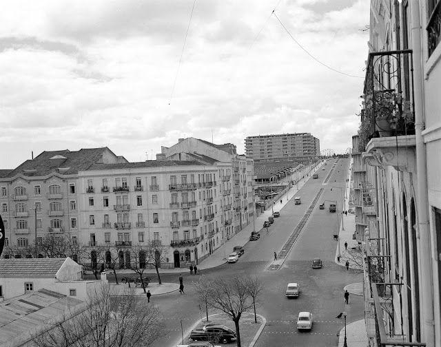Av das Forças Armadas. Lisboa