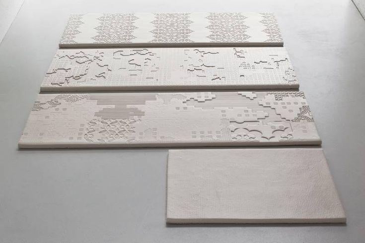 Mutina ceramiche & design | Bas-relief - Patricia Uriquiola - Revestimientos y pavimentos para el baño