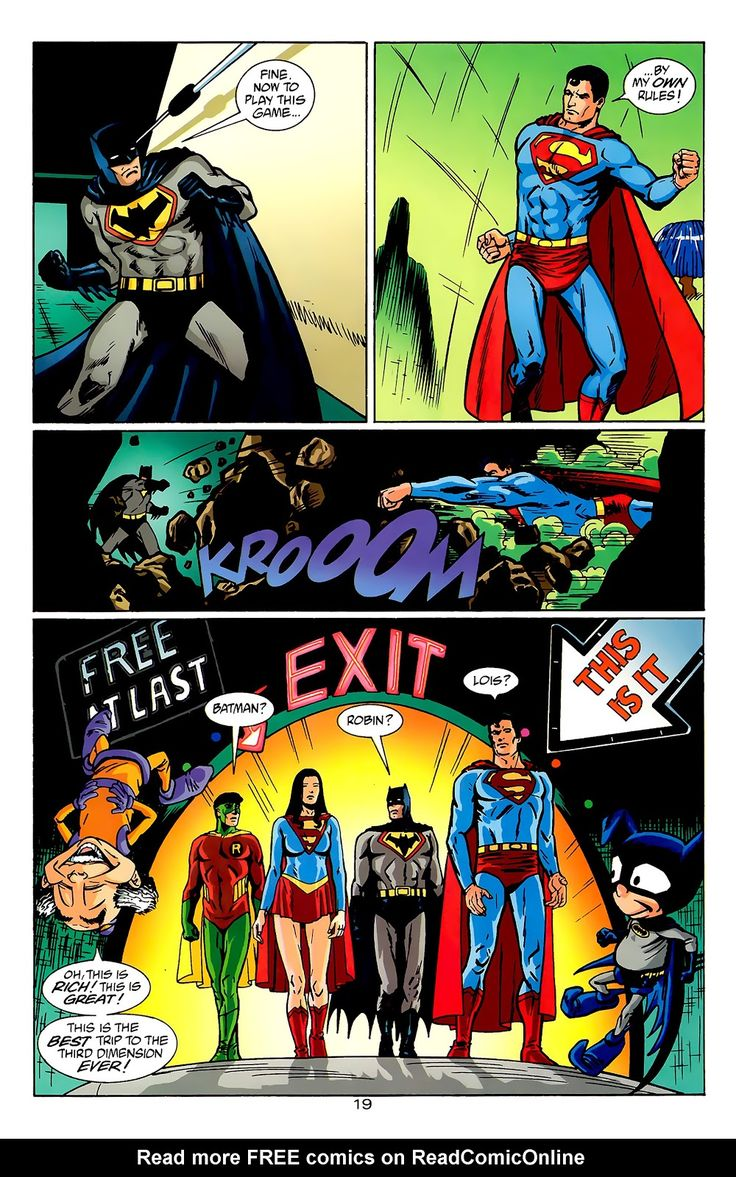 Batman And Superman: World's Finest Issue #6 - Read Batman And Superman: World's Finest Issue #6 comic online in high quality