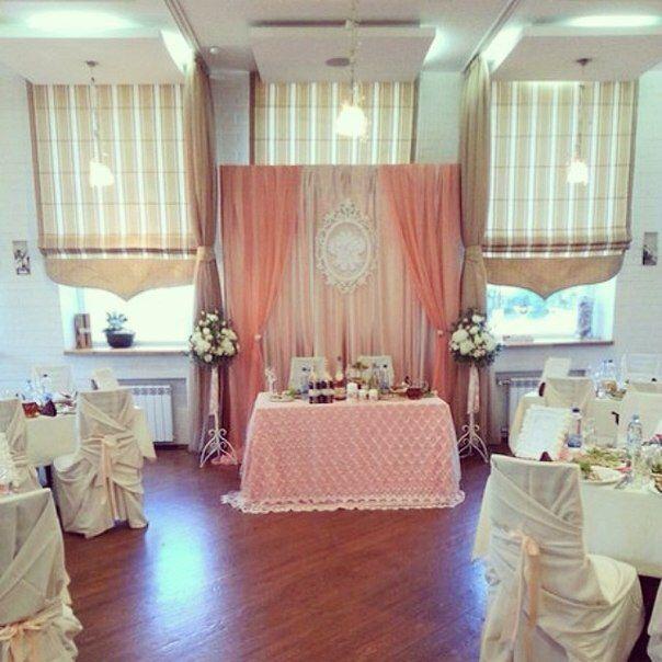 Красивые свадебные декорации от Artway&KateKuzey 8-919-215-8888