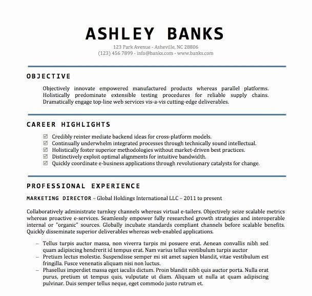 Professional Resume Template Word Fresh Professional Resume Templates Microsoft Word Downloadable Resume Template Resume Template Word Resume Template Free