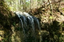 Falling Waters Falls - Chipley, Florida.