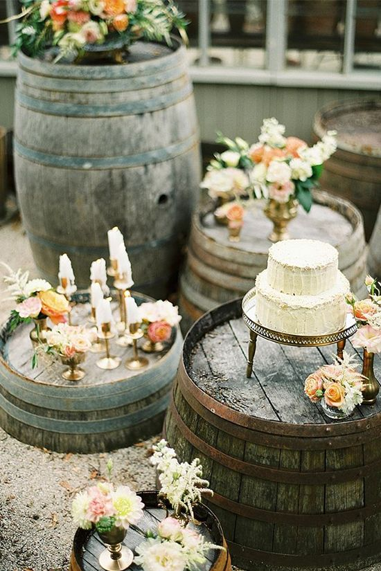 139 best winery and wine country wedding inspirations for Wine country decorating ideas