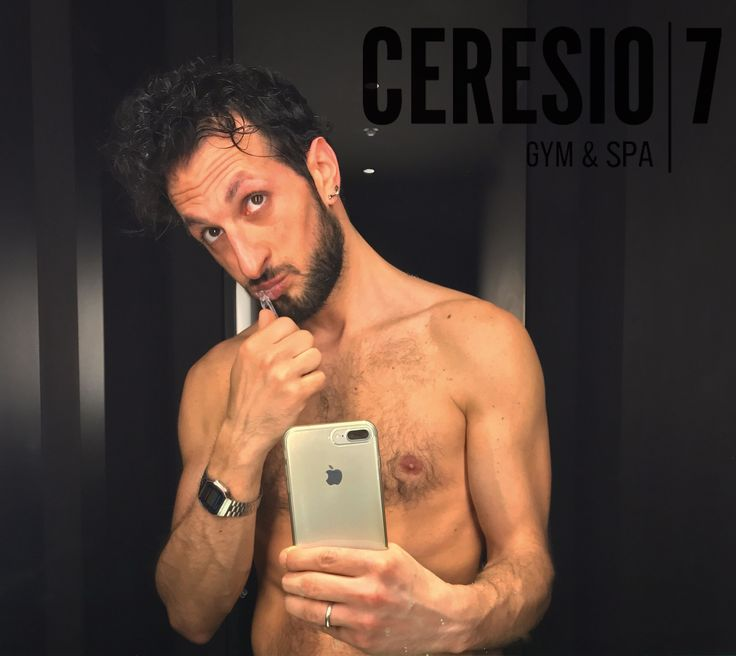 Self-timer While I Brush My Teeth @ceresio7gymspa   #photo #man ##Ceresio7 #Ceresio7GymSpa @ceresio7gymspa #top #gym #spa #styles #style #stilist DeanDan #Dsquared #minimal #chic #shootingtime #love #training #entrance #accessories #parfum #wood #black #socialnetwork #pinterest #instagram #followme #followers #kiss