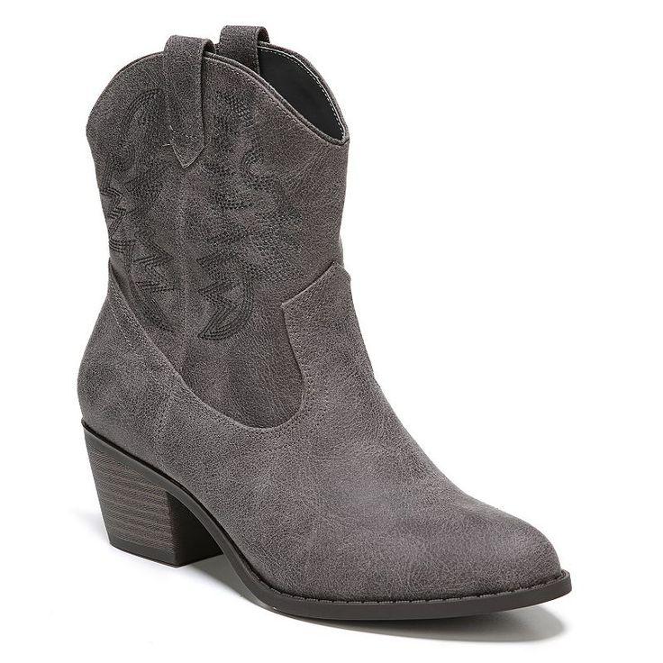 Fergalicious Voila Women's Western Boots, Size: 9.5, Blue