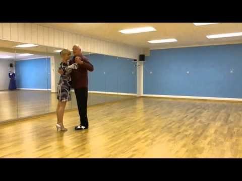 Tango Argentino   Die ersten Schritte mit Uschi und Rolf