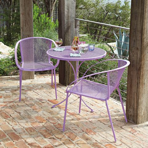 Woodard Furniture Aluminum, Woven And Iron Outdoor Furniture And  Accessories.