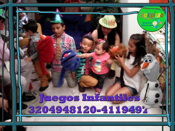 Tenemos la mejor función de títeres para fiestas infantiles llámanos y reserva tu fiesta aquí    3204948120-4119497 #titeres #payasos #fiestasinfantiles