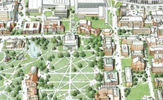 OSU interactive campus map