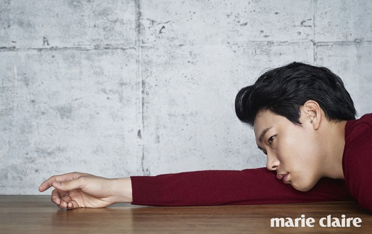 Ryu Jun Yeol - Marie Claire Magazine February Issue '16