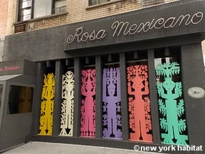 Rosa Mexicano A Por And Upscale Mexican Restaurant In The East Side Of Manhattan Favorite Spots Nyc 2018 Pinterest New York