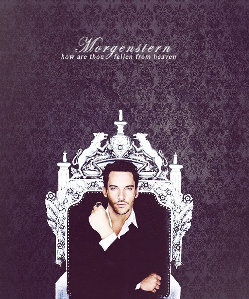 Morgenstern means morning star.' As in How are thou fallen from heaven, O Lucifer, son of the morning!