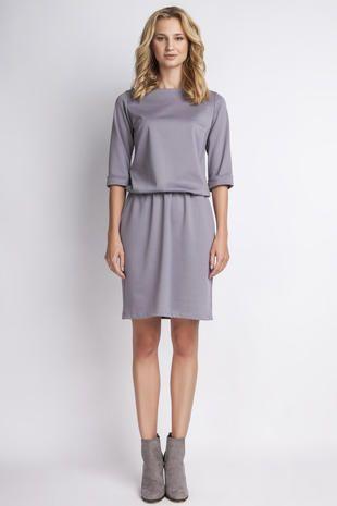 #casualdress #greydress #lanti #molly #hellomolly