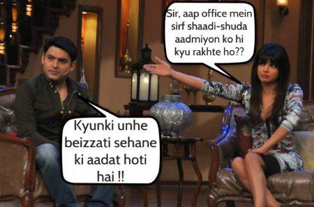 5 Reasons Why Kapil Sharma Is The Best Comedian | www.seenlike.com