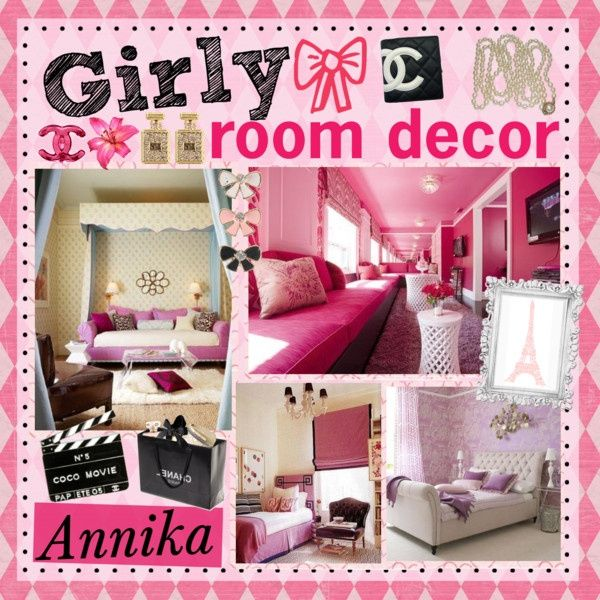 17 best images about me on pinterest paris themed rooms for Girly room decoration