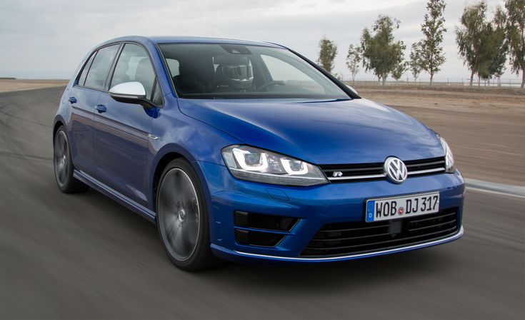 2016 Volkswagen Golf R (Manual)