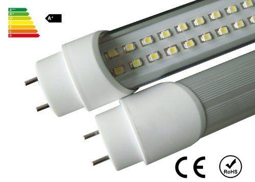 2 x LED Leuchtstoffröhre 60cm 10 Watt, kostenlose Lieferung, Lichtleistung 950 Lumen Sockel G13 T8 Lichtfarbe neutralweiß 4200K Leuchtmittel mit LED-Starter von FixLight, http://www.amazon.de/dp/B00G48JPGW/ref=cm_sw_r_pi_dp_bLoFsb0W070CY