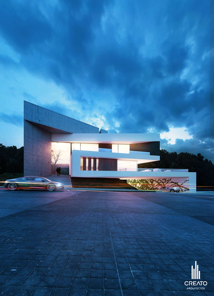 #amazing #architect #house #facade #fachada #project #casas