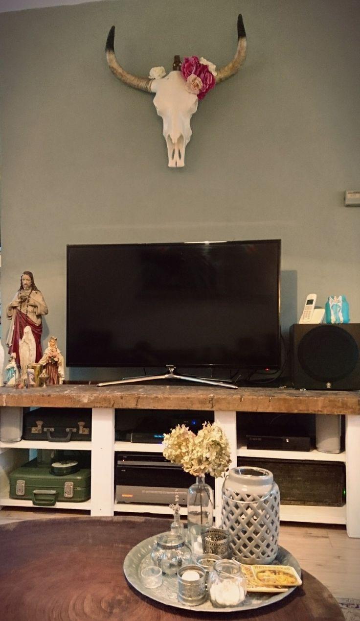 Stoere tv hoek van CustomThijs