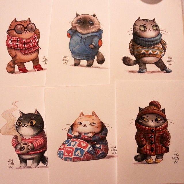 Ira Sluyterman van Langeweyde (@iraville) • Instagram. My cozy cats club is on…