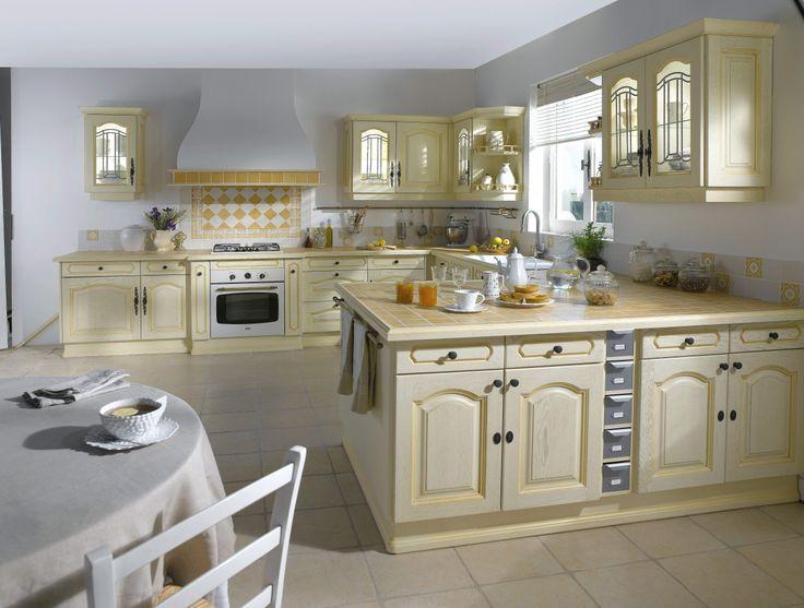 cuisine saveur vanille les meubles de cuisine saveur offrent une esth tique tout en finesse. Black Bedroom Furniture Sets. Home Design Ideas