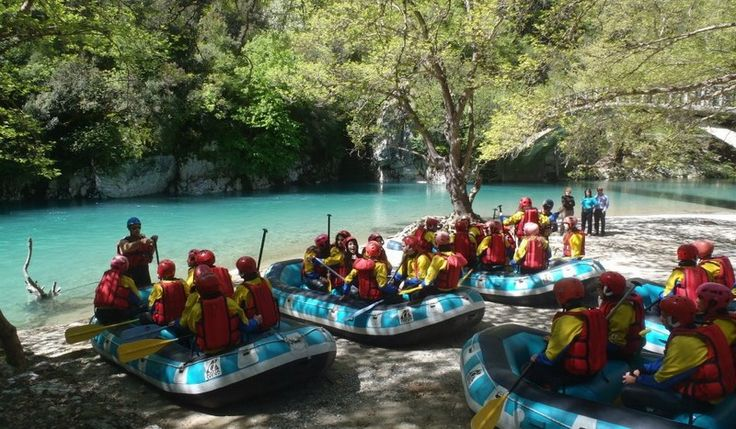 #Alpine_zone #rafting  in Voidomatis #facilities #adventure #Zagorochoria #Epirus Get now your #WeGreek card to earn a generous #discount !
