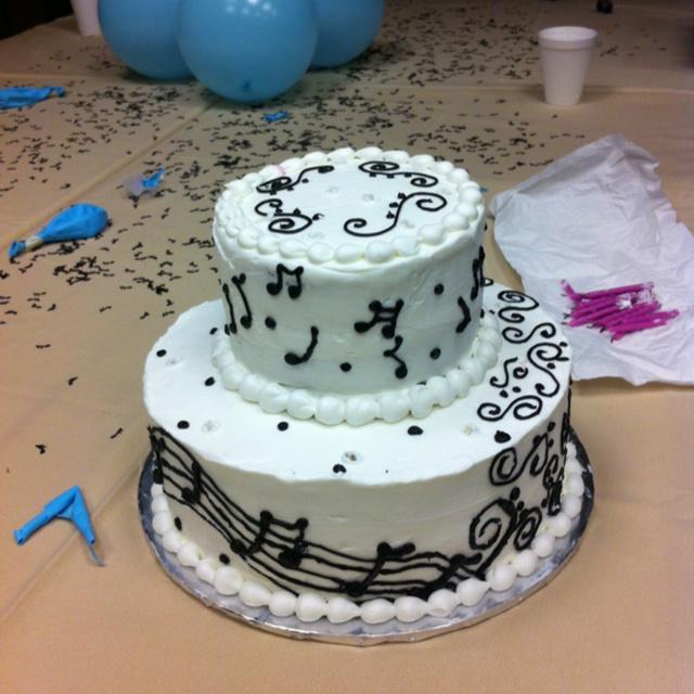 Awesome Birthday Cake!!