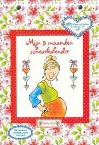 Babyshop@Home - Pauline Oud Mijn 9 Maanden Scheurkalender In Verwachting -  Elke dag een handige tip, leuk weetje of gedichtje. Ook leuk om cadeau te geven.
