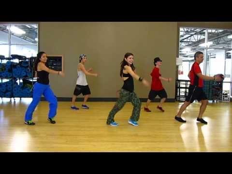 ZUMBA TIMBER/PITBULL(FEAT.KE$HA) - YouTube