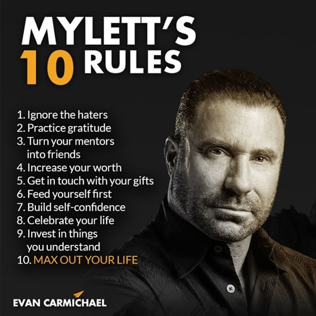 What S Your Favorite Ed Mylett Rule For Success Tag Him And Let Him Know Your Answer Motivation Inspirational Quotes For Women Need Motivation