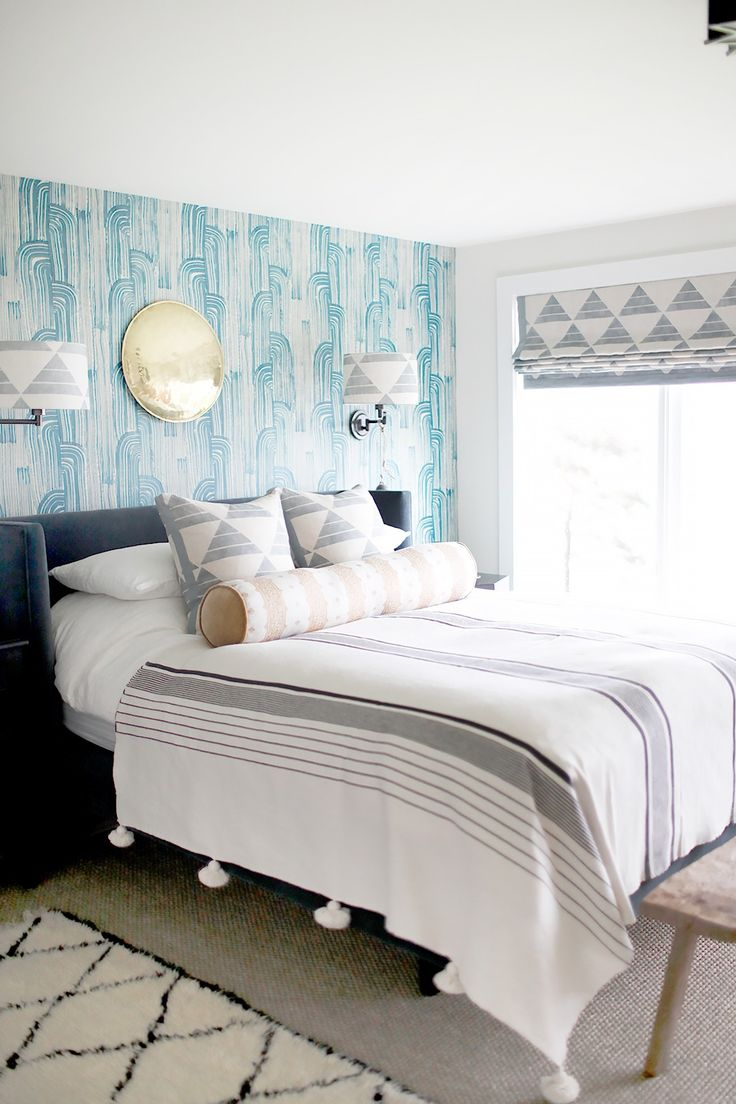 Beautiful bedroom dream catcher hippie hipster indie room sy - Home Tour A Sophisticated Modern Rental On Mercer Island