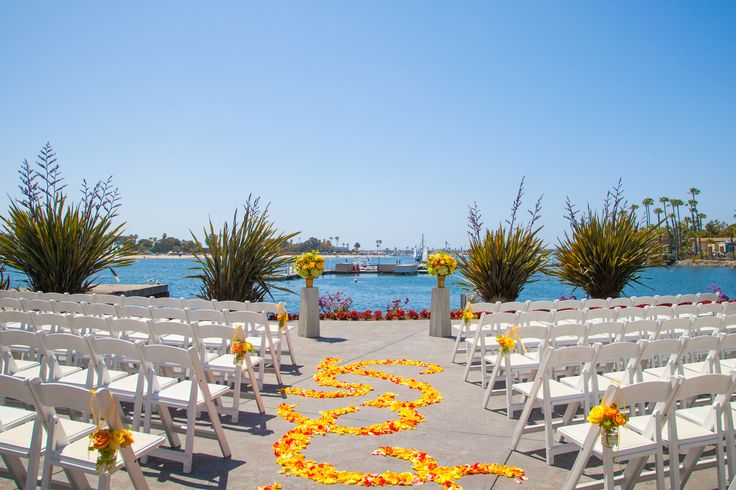 Paradise point resort spa san diego ca wedding venue for Best wedding locations in southern california
