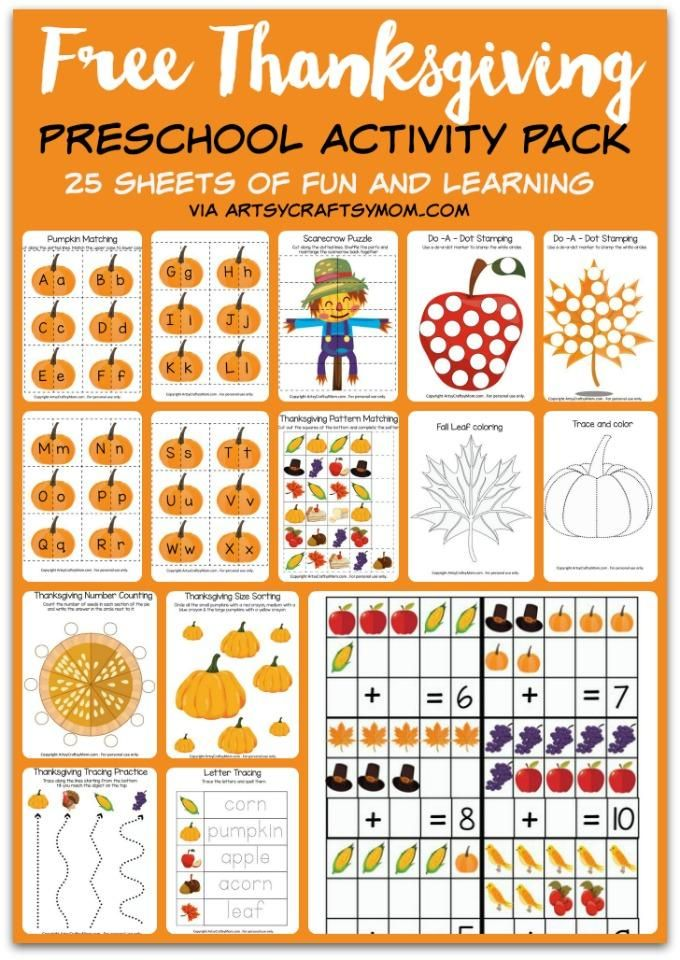 93 best Thanksgiving work sheets images on Pinterest | Free ...