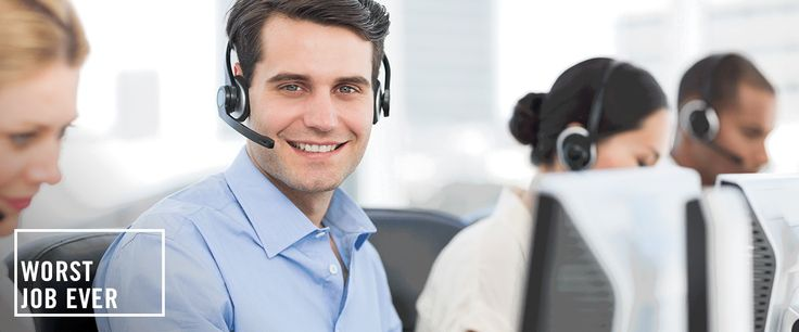 The Worst Job I Ever Had: Working In A Call Center For A Cell Phone Company