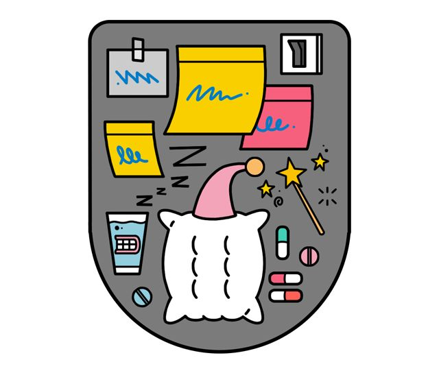 Лайфхак недели: Ключевые слова, чтобы заснуть. Чтобы быстрее заснуть, приклейте на стены спальни стикеры с «успокаивающими» словами. Например, такими: уютный, спокойный, отдых, расслабиться.