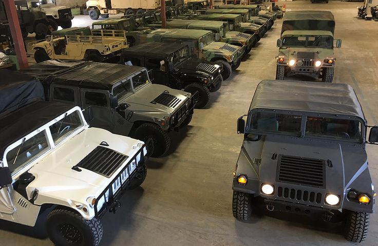Military Hummer for sale humvee hmmwv H1 Utah MRAP Aluminum 24 volt Convoy armored vehicles bobbed duece and a half deuce