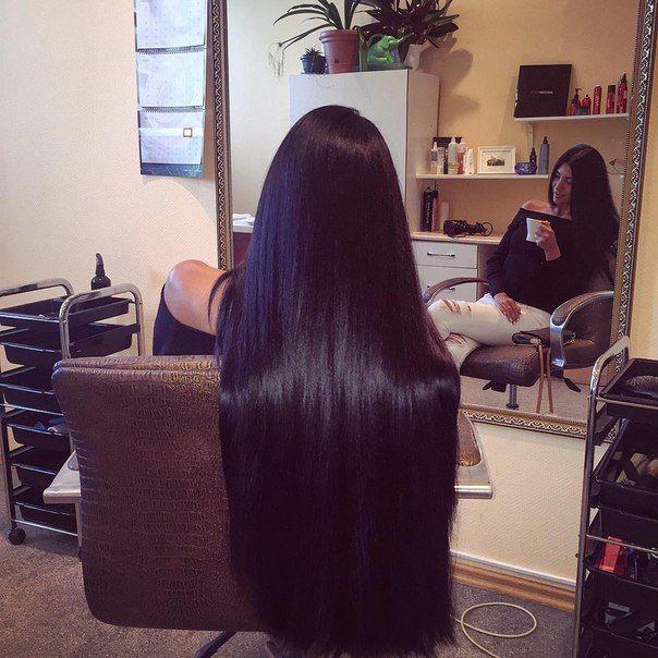 1309 Best Long Dark Hair Images On Pinterest Hair Hair
