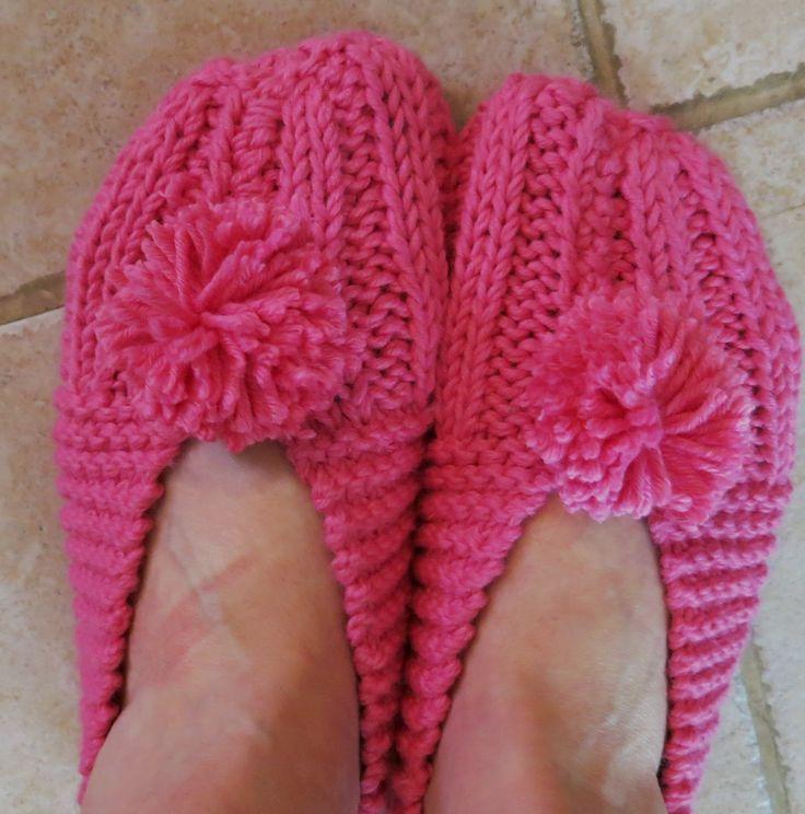 Free slipper pattern-Da's Crochet Connection