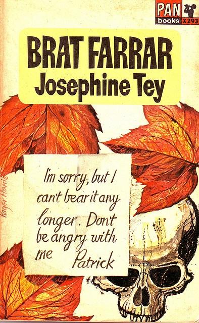 'Brat Farrar' - Josephine Tey