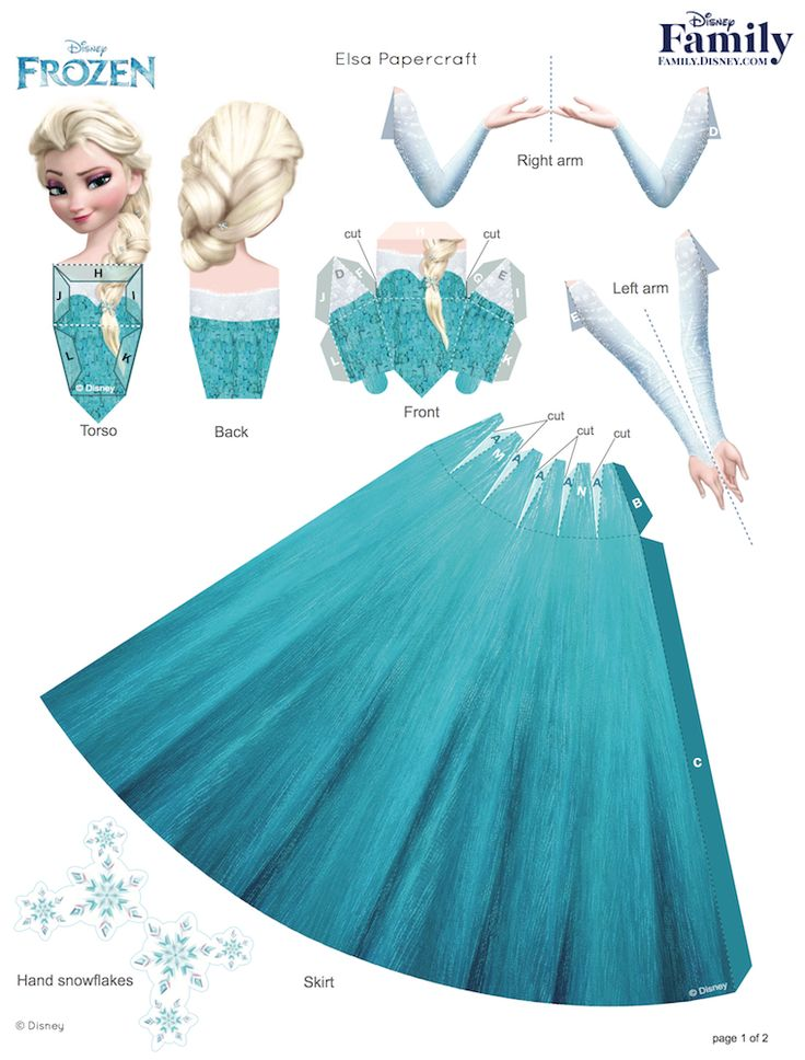 Disney FROZEN Party!!! – Lots of great ideas and FREE printables including FROZEN invitations, coloring pages, games, stickers & cupcake toppers, FROZEN cakes, party favors, Elsa hairstyle, clipart.