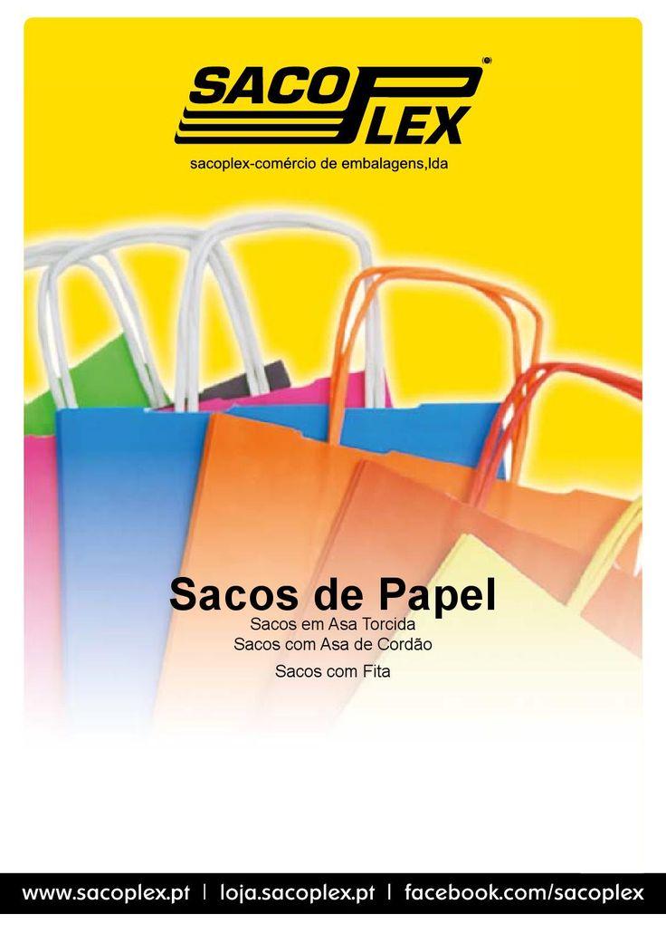 Catálogo Sacos Papel 2014