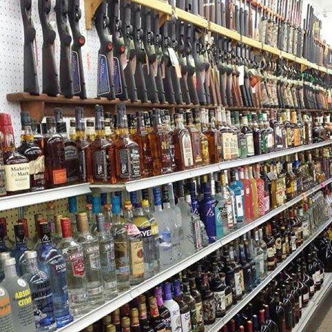 🍻🔫 #guns #alcohol #gun #rifle #rifles #liquor #whiskey #scotch #vodka #tequila #rum #gin #booze #drunk #redneck #savage #fuckery #badass #realshit #wtf #meme #memes #fun #funny #funnyshit #hilarious #haha #lmfao #lmao #lol