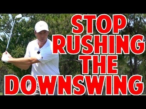 The Magic Move - Mike Kingsrud demonstrates two ways to achieve proper golf swing sequencing - YouTube