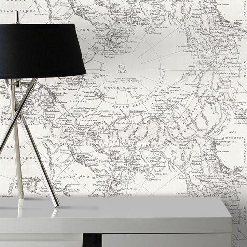 Las 25 mejores ideas sobre papel pintado leroy en - Papel pintado para paredes leroy merlin ...