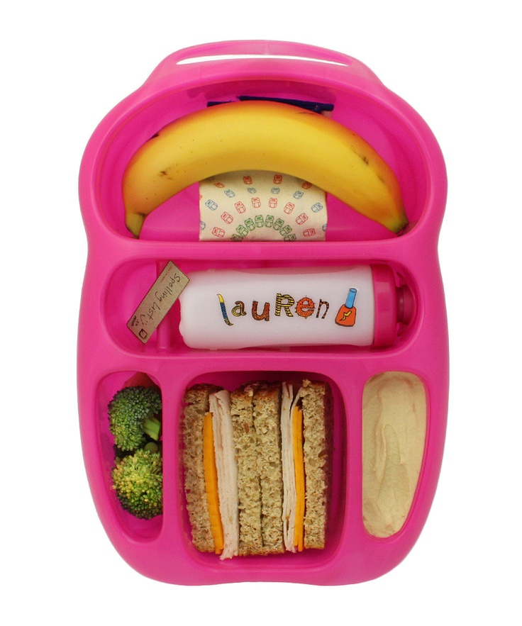 Raspberry Goodbyn Original  Just ordered this! Can't wait for it to come in the mail!: Ideas, Back To Schools, Lunch Boxes, Kids Lunches, Goodbyn Lunchbox, Food, Lunches Boxes, Products, Raspberries