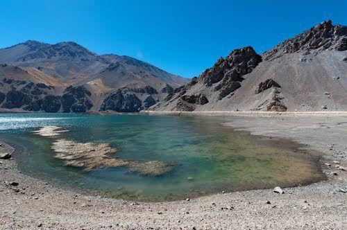 A pie en mi Cordillera