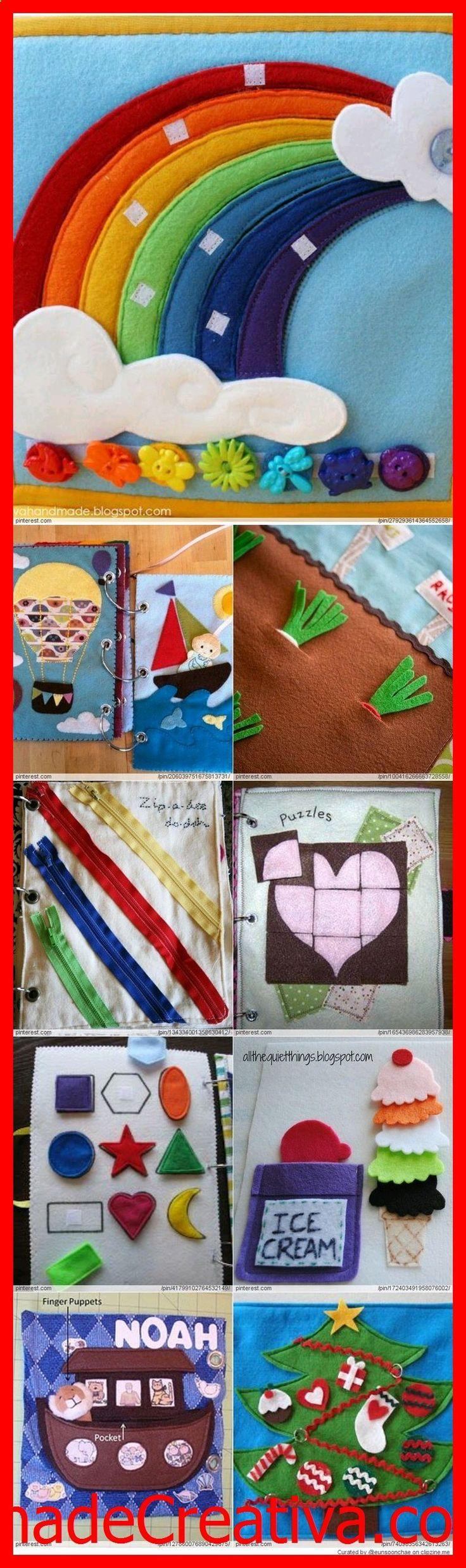 KhadeCreativa.com Quiet Book Patterns Ideas source by :http://pinterest.com/pin/451978512581511284/