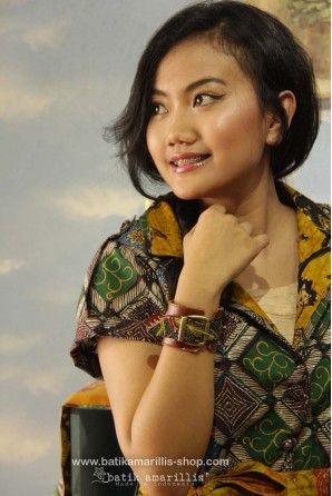 batik amarillis's goddess cuffs