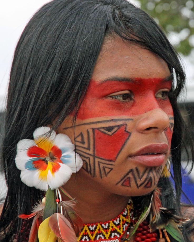 Tribo Pataxó Brazil